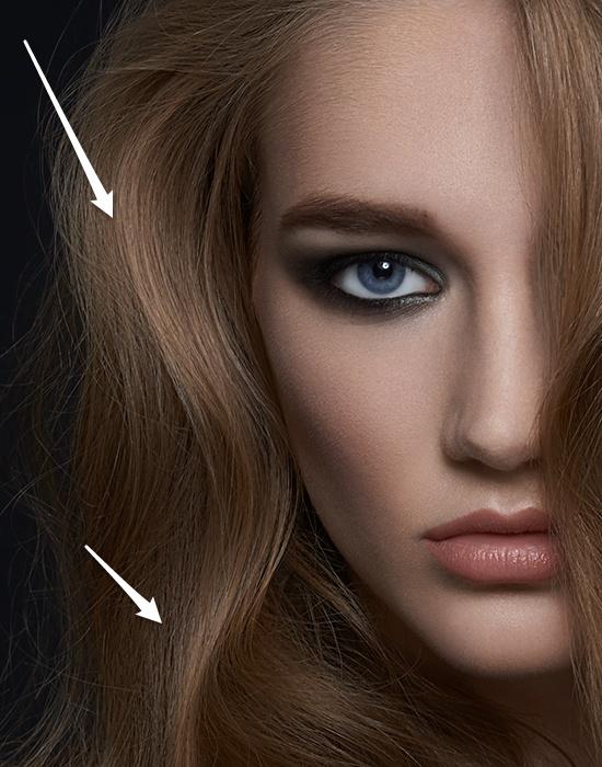 """""""Тройной"""" щетка для волос используется на Додж Кривой."""