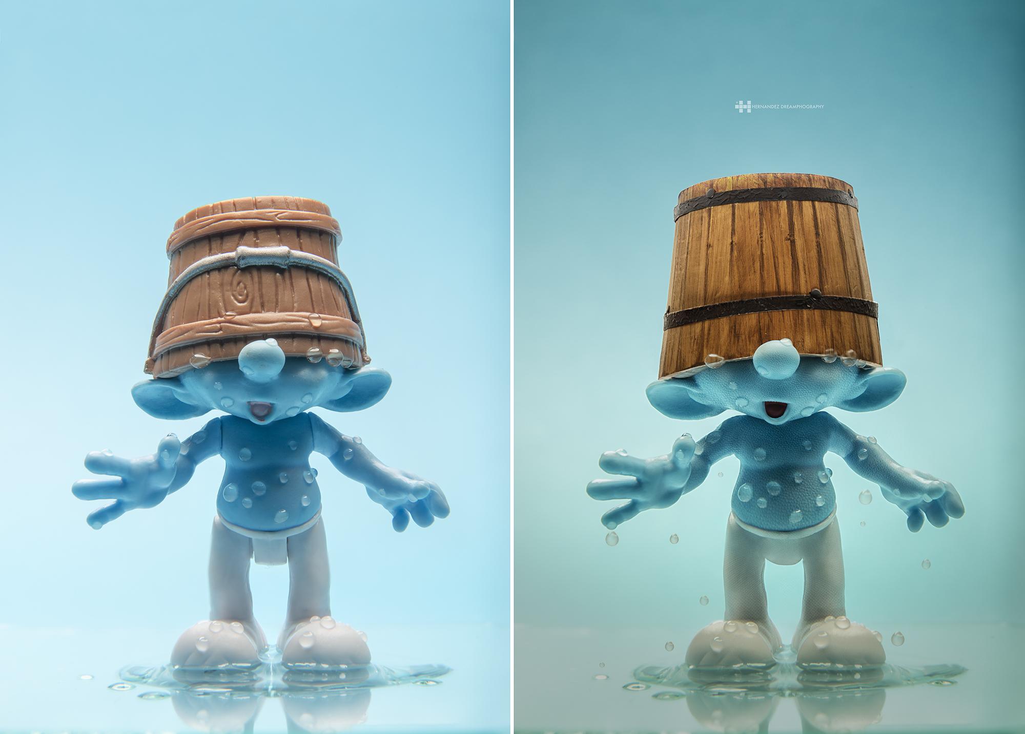 The Smurf RA