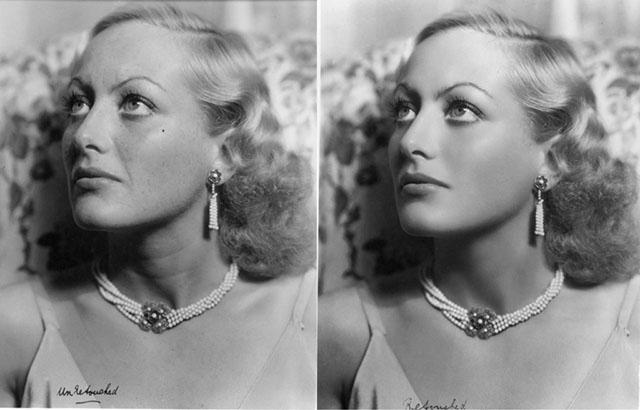 George Hurell's portrait of Joan Crawford, 1931