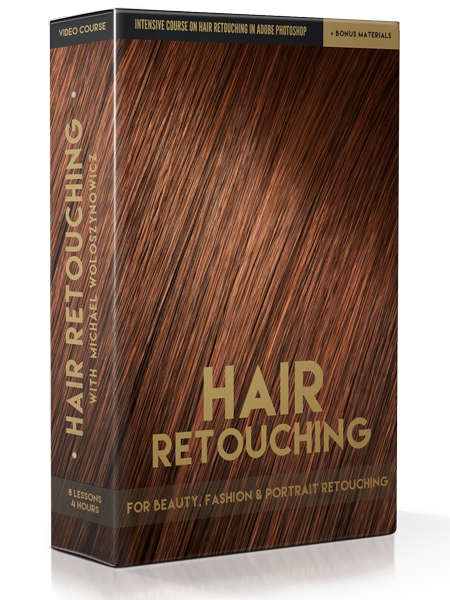 Hair Retouching video course