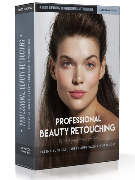 Professional Beauty Retouching video course